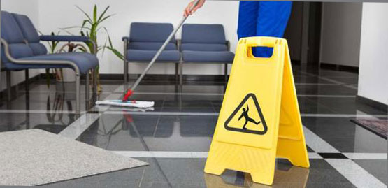 фирма за почистване на офиси