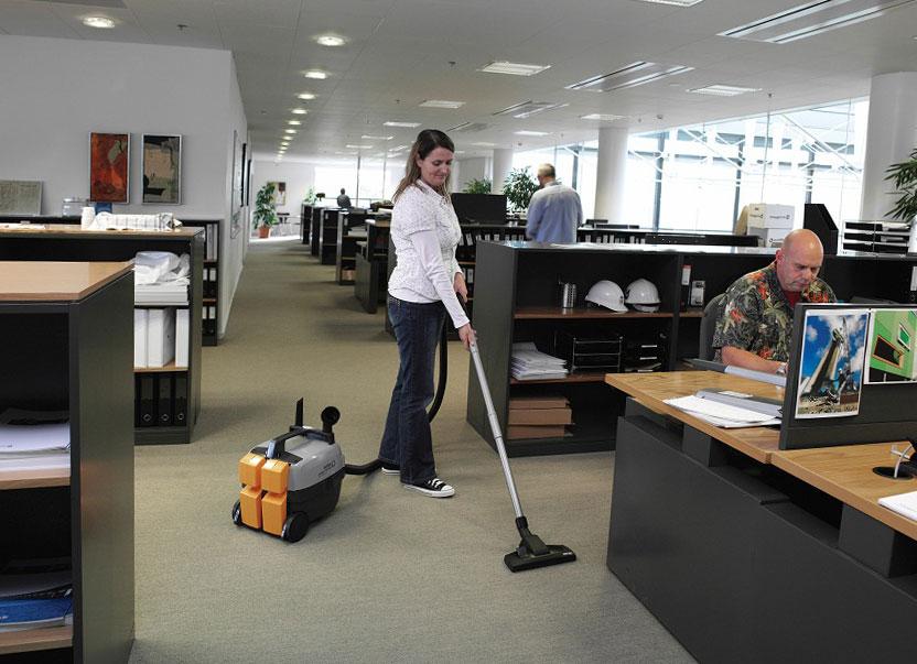 професионално почистване на офис