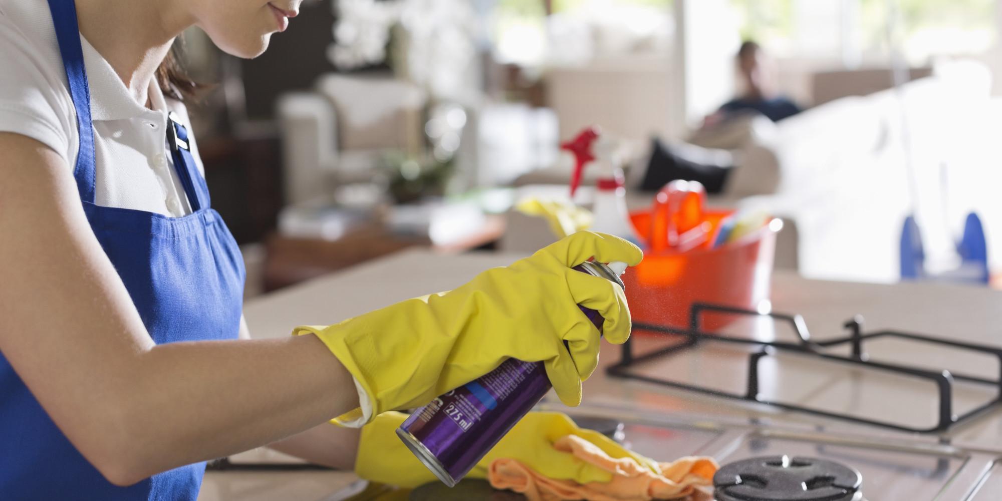 съвети за професионално почистване на дома