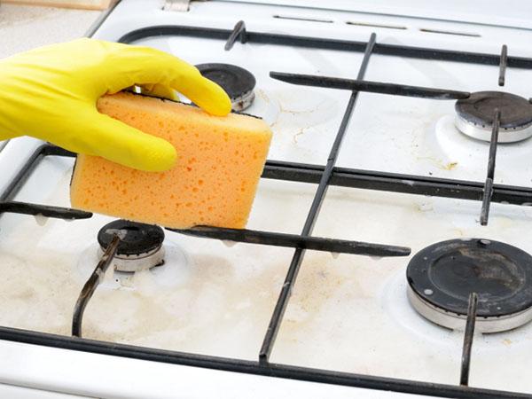 Почистване на кухня