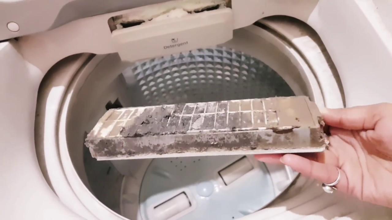 почистване на пералня