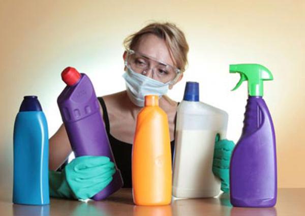 еко препарати за почистване на домове