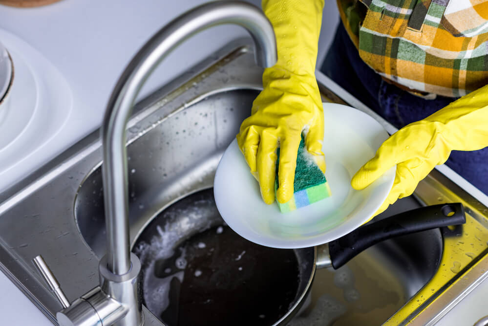 помощни средства при почистване