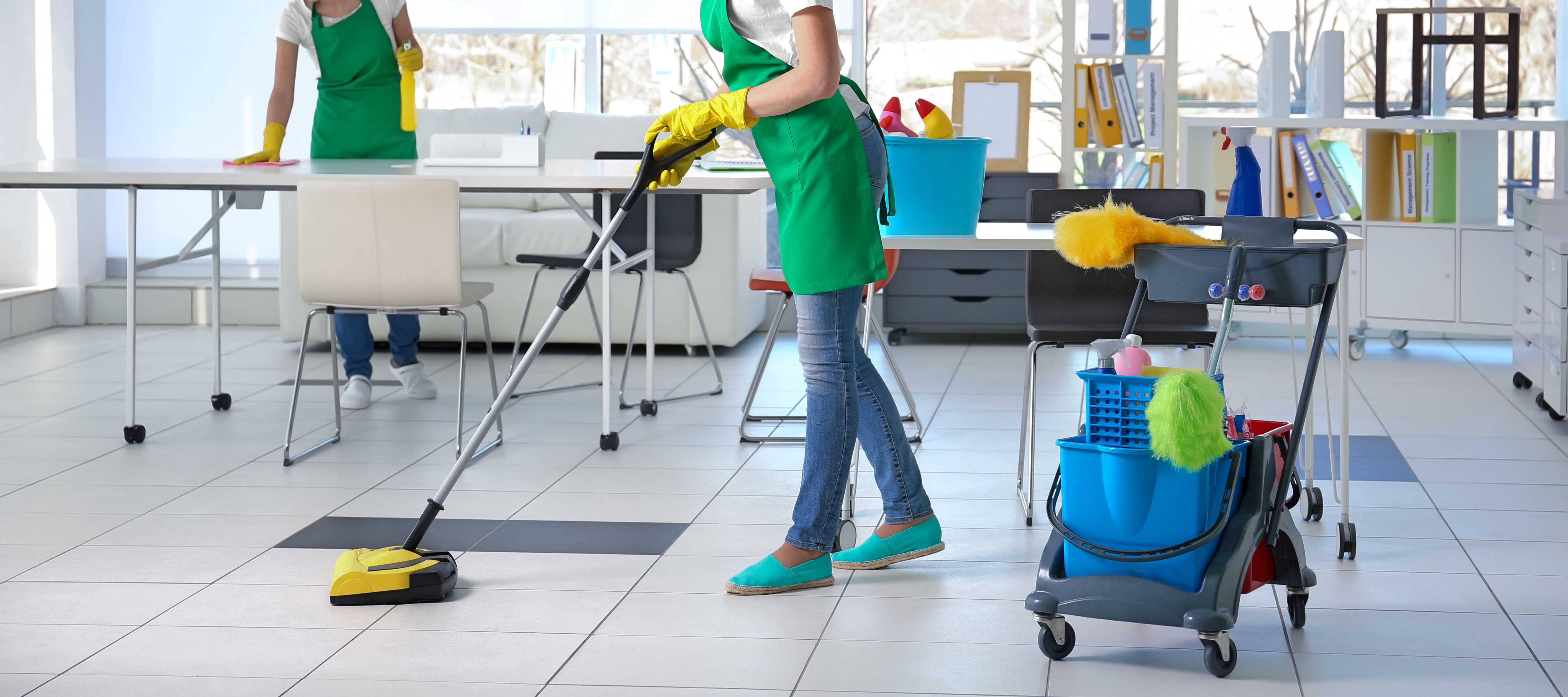 добра фирма за почистване