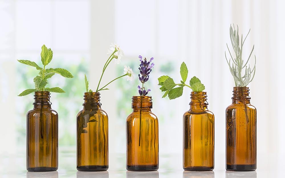 ароматизиране на помещение с етерични масла