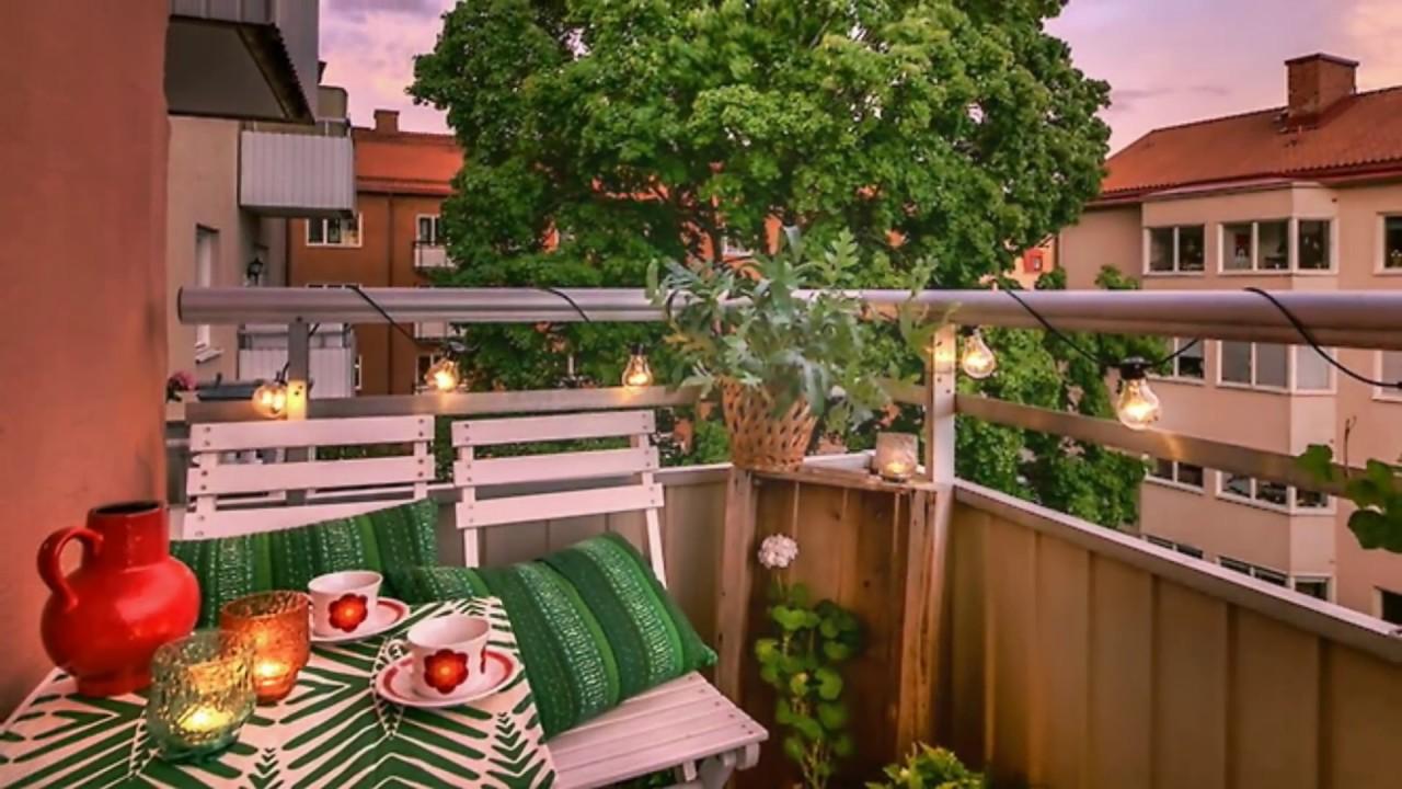 подреждане на балкон