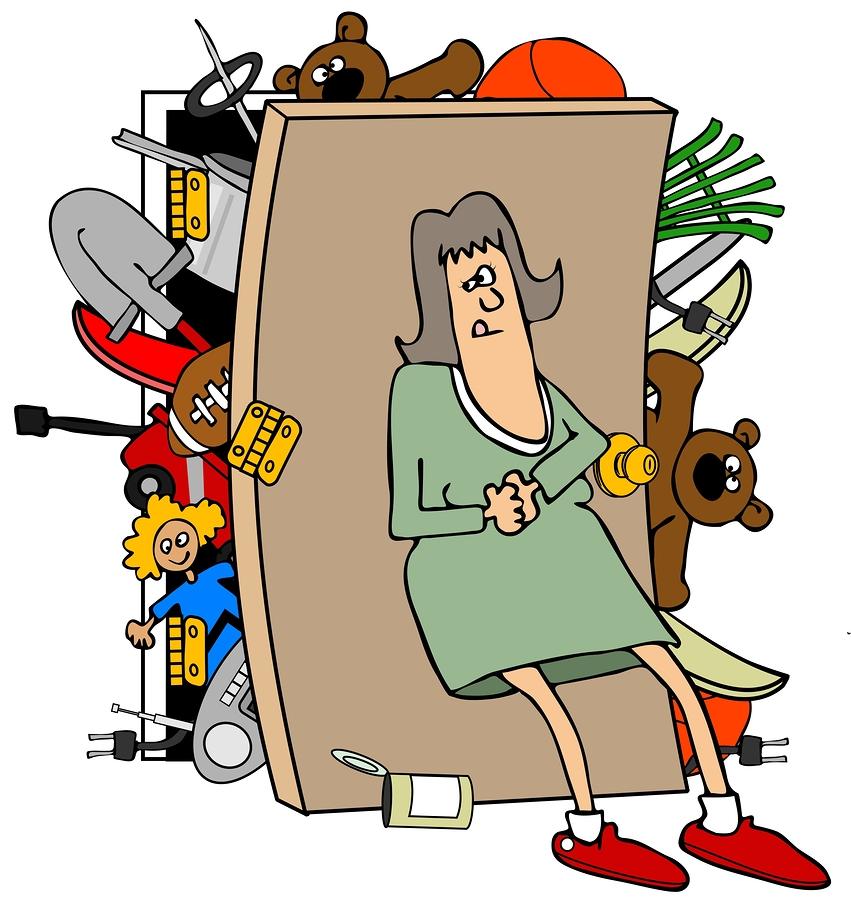 основно почистване на дома