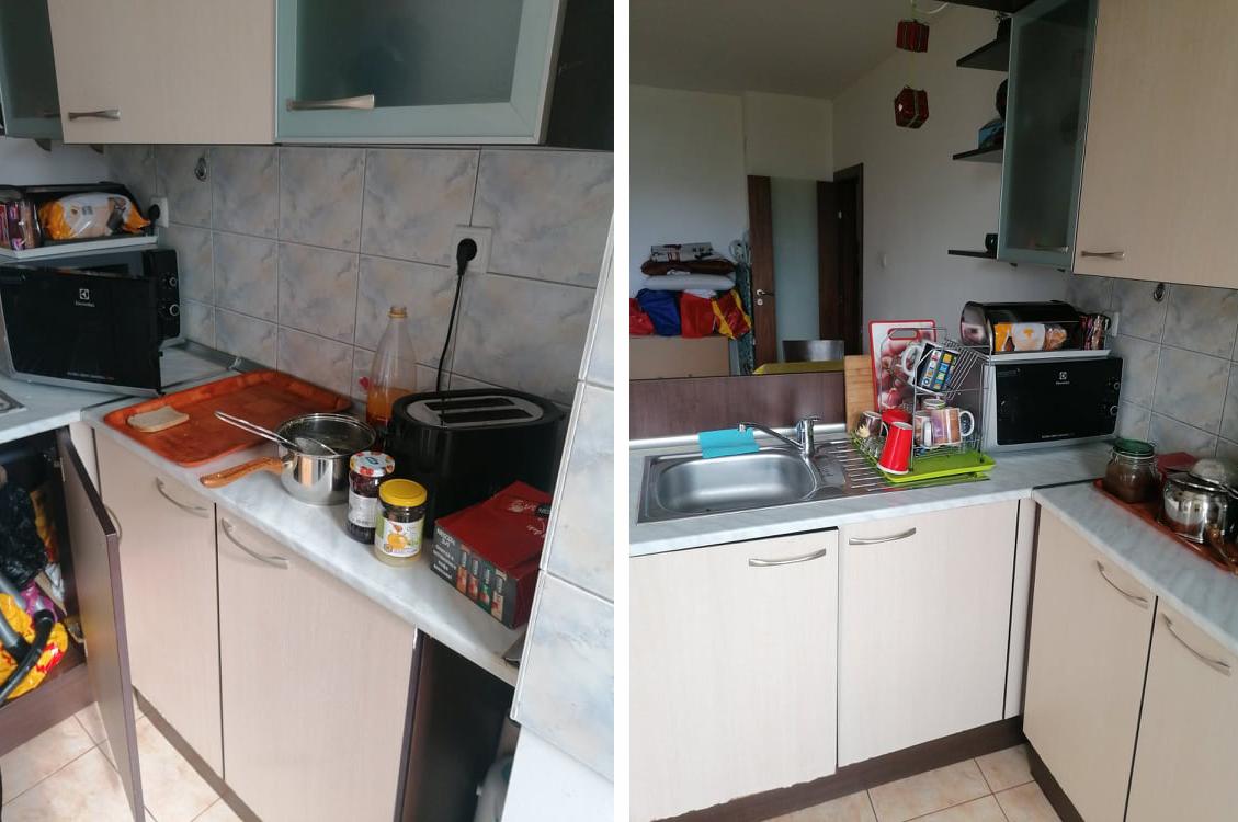 Професионално почистване в Славия