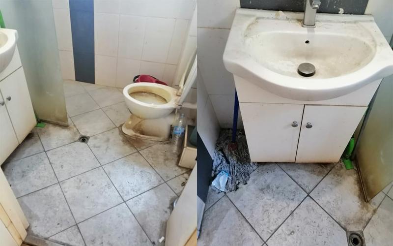 Услуги за почистване на баня